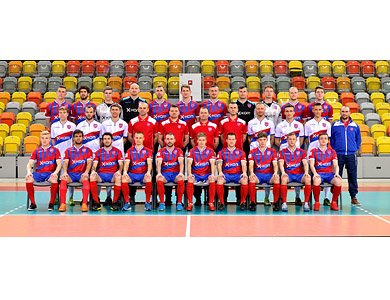 RKS Raków Częstochowa - sesja zdjęciowa 1 drużyny