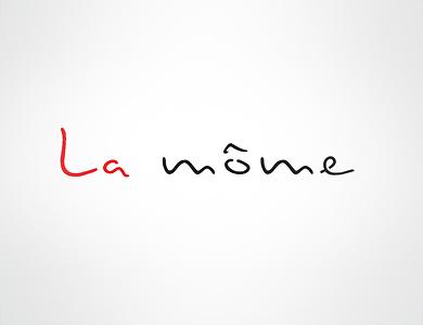 Logotyp dla marki LA MOME